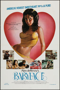 "Babyface (SRC Films, 1977). One Sheets (28) (27"" X 41"") Flat Folded. Adult. ... (Total: 28 Items)"