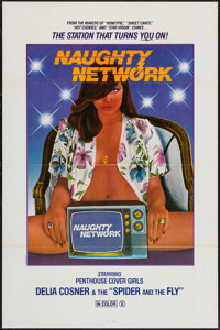 """Naughty Network (Gail Film, 1981). One Sheets (51) (27"""" X 41""""). Adult. ... (Total: 51 Items)"""