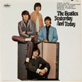 Music Memorabilia:Recordings, Beatles Yesterday and Today 2nd State Butcher Cover Mono LP(Capitol 2553, 1966)....