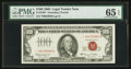 Small Size:Legal Tender Notes, Fr. 1550* $100 1966 Legal Tender Note. PMG Gem Uncirculated 65 EPQ.. ...