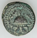 Ancients:Judaea, Ancients: HERODIANS. Herod I the Great (40-4 BC). Æ 8 prutot (7.57gm)....