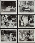 "Movie Posters:Animation, Peter Pan (RKO, 1953). Photos (19) (8"" X 10""). Animation.. ...(Total: 19 Items)"