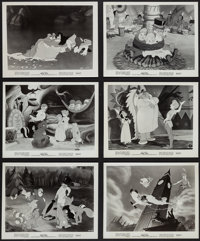 "Peter Pan (RKO, 1953). Photos (19) (8"" X 10""). Animation. ... (Total: 19 Items)"