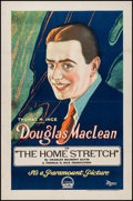 """Movie Posters:Comedy, The Home Stretch (Paramount, 1921). One Sheet (27"""" X 41""""). Comedy....."""