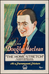 "The Home Stretch (Paramount, 1921). One Sheet (27"" X 41""). Comedy"