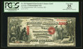 National Bank Notes:Maine, Lewiston, ME - $5 Original Fr. 399 The Manufacturers NB Ch. # 2260....
