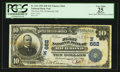 National Bank Notes:Maine, Richmond, ME - $10 1902 Date Back Fr. 616 The First NB Ch. #(N)662. ...