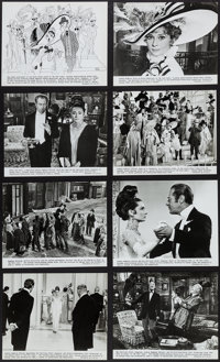 """My Fair Lady (Warner Brothers, 1964). Photos (15) (8"""" X 10""""). Musical. ... (Total: 15 Items)"""