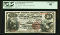 National Bank Notes:Kentucky, Paducah, KY - $10 1882 Brown Back Fr. 485 The American German NBCh. # 2070. ...