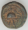 Ancients:Judaea, Ancients: HERODIANS. Herod I the Great (40-4 BC). Æ 8 prutot (6.52gm)....