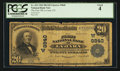 National Bank Notes:Colorado, La Jara, CO - $20 1902 Plain Back Fr. 653 The First NB Ch. #(W)9840. ...