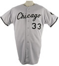 Baseball Collectibles:Uniforms, 2001 David Wells Game Worn & Signed Jersey. ...