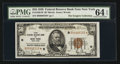 Small Size:Federal Reserve Bank Notes, Fr. 1880-B* $50 1929 Federal Reserve Bank Note. PMG Choice Uncirculated 64 EPQ.. ...