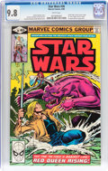 Modern Age (1980-Present):Science Fiction, Star Wars #36 (Marvel, 1980) CGC NM/MT 9.8 White pages....