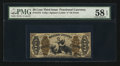Fractional Currency:Third Issue, Fr. 1373 50¢ Third Issue Justice PMG Choice About Unc 58 EPQ.. ...