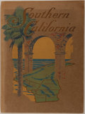 Books:Americana & American History, Southern California. Southern California Panama Expositions,1914. Informational booklet about the counties of Southern ...