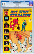 Bronze Age (1970-1979):Cartoon Character, Hot Stuff Sizzlers #56 File Copy (Harvey, 1973) CGC NM+ 9.6 Whitepages....