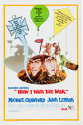 Music Memorabilia:Posters, Beatles - John Lennon How I Won the War Theatrical Poster(United Artists, 1967)....