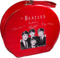 Music Memorabilia:Memorabilia, Beatles Vintage Flight Bag (NEMS, 1964)....