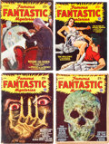 Pulps:Science Fiction, Famous Fantastic Mysteries Box Lot (Frank A. Munsey Co., 1946-52)Condition: Average VG/FN....