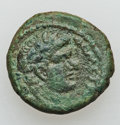 Ancients:Judaea, Ancients: HERODIANS. Agrippa II (AD 49/50-94/5). Æ 17mm (4.32gm)....
