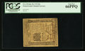 Colonial Notes:Pennsylvania, Pennsylvania July 20, 1775 20s PCGS Gem New 66PPQ.. ...