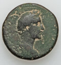 Ancients:City Coins, Ancients: Neapolis, Samaria. Antoninus Pius (AD 138-161).  Æ 29mm (16.01 gm, 12h). ...