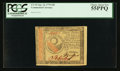 Colonial Notes:Continental Congress Issues, Continental Currency January 14, 1779 $30 PCGS Choice About New55PPQ.. ...
