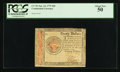 Colonial Notes:Continental Congress Issues, Continental Currency January 14, 1779 $20 PCGS About New 50.. ...