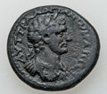 Ancients:City Coins, Ancients: Tiberias, Galilee. Hadrian (AD 117-138). Æ 25mm (9.92gm)....