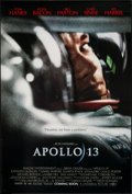 """Movie Posters:Drama, Apollo 13 & Other Lot (Universal, 1995). One Sheets (2) (27"""" X40"""") DS Advance. Drama.. ... (Total: 2 Items)"""