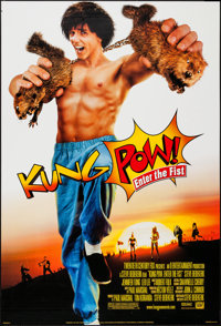 """Kung Pow: Enter the Fist & Other Lot (20th Century Fox, 2002). One Sheets (2) (27"""" X 40"""") DS Style A &..."""