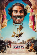 "Movie Posters:Adventure, The Adventures of Baron Munchausen (Columbia, 1988). One Sheet (27""X 40""). Adventure.. ..."