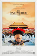 """Movie Posters:Drama, The Last Emperor (Columbia, 1987). One Sheet (27"""" X 41""""). Drama....."""
