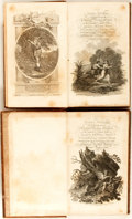Books:Literature Pre-1900, Alexander Pope. The Poetical Works. Embellished with superbengravings. London: Cooke, [n.d., 1797?]. Cooke'... (Total: 2Items)