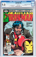 Bronze Age (1970-1979):Superhero, Iron Man #128 Don/Maggie Thompson Collection pedigree (Marvel, 1979) CGC NM/MT 9.8 White pages....