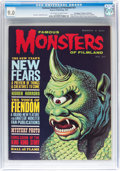 Magazines:Horror, Famous Monsters of Filmland #27 Don/Maggie Thompson Collection pedigree (Warren, 1964) CGC VF/NM 9.0 Off-white to white pages....