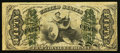 Fractional Currency:Third Issue, Fr. 1363 50¢ Third Issue Justice Fine.. ...