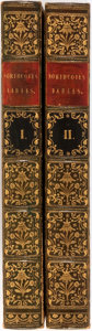 Books:Literature 1900-up, James Northcote. One Hundred Fables, Original and Selected.London: Geo. Lawford, 1833. Third edition. Two octavo vo... (Total:2 Items)