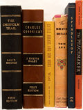 Books:Americana & American History, [Southwestern Americana]. Group of Six Books Related to theAmerican Southwest. Includes J. Evetts Haley. CharlesGoodnigh... (Total: 6 Items)