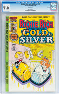 Bronze Age (1970-1979):Humor, Richie Rich Gold and Silver #19 File Copy (Harvey, 1978) CGC NM+9.6 White pages....