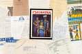 "Movie/TV Memorabilia:Documents, A Massive and Important Archive of Paperwork Relating to""Cleopatra.""..."