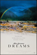 """Movie Posters:Foreign, Akira Kurosawa's Dreams (Warner Brothers, 1990). One Sheet (27"""" X 40"""") Advance. Foreign.. ..."""