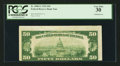 Error Notes:Miscellaneous Errors, Fr. 1880-G $50 1929 Federal Reserve Bank Note. PCGS Very Fine 30.. ...