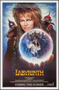 "Movie Posters:Fantasy, Labyrinth (Tri-Star, 1986). One Sheet (27"" X 41""). Fantasy.. ..."
