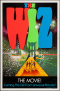 "Movie Posters:Musical, The Wiz (Universal, 1978). One Sheet (27"" X 41"") Advance. Musical....."