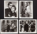 "Movie Posters:Adventure, The Count of Monte Cristo (PRC, R-1947). Photos (22) (8"" X 10"").Adventure.. ... (Total: 22 Items)"