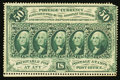 Fractional Currency:First Issue, Fr. 1310 50¢ First Issue Choice About New.. ...