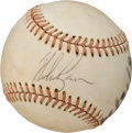 Autographs:Baseballs, 1974 Nolan Ryan Nineteen Strikeout Game Used Baseball....