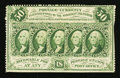 Fractional Currency:First Issue, Fr. 1311 50¢ First Issue About New.. ...